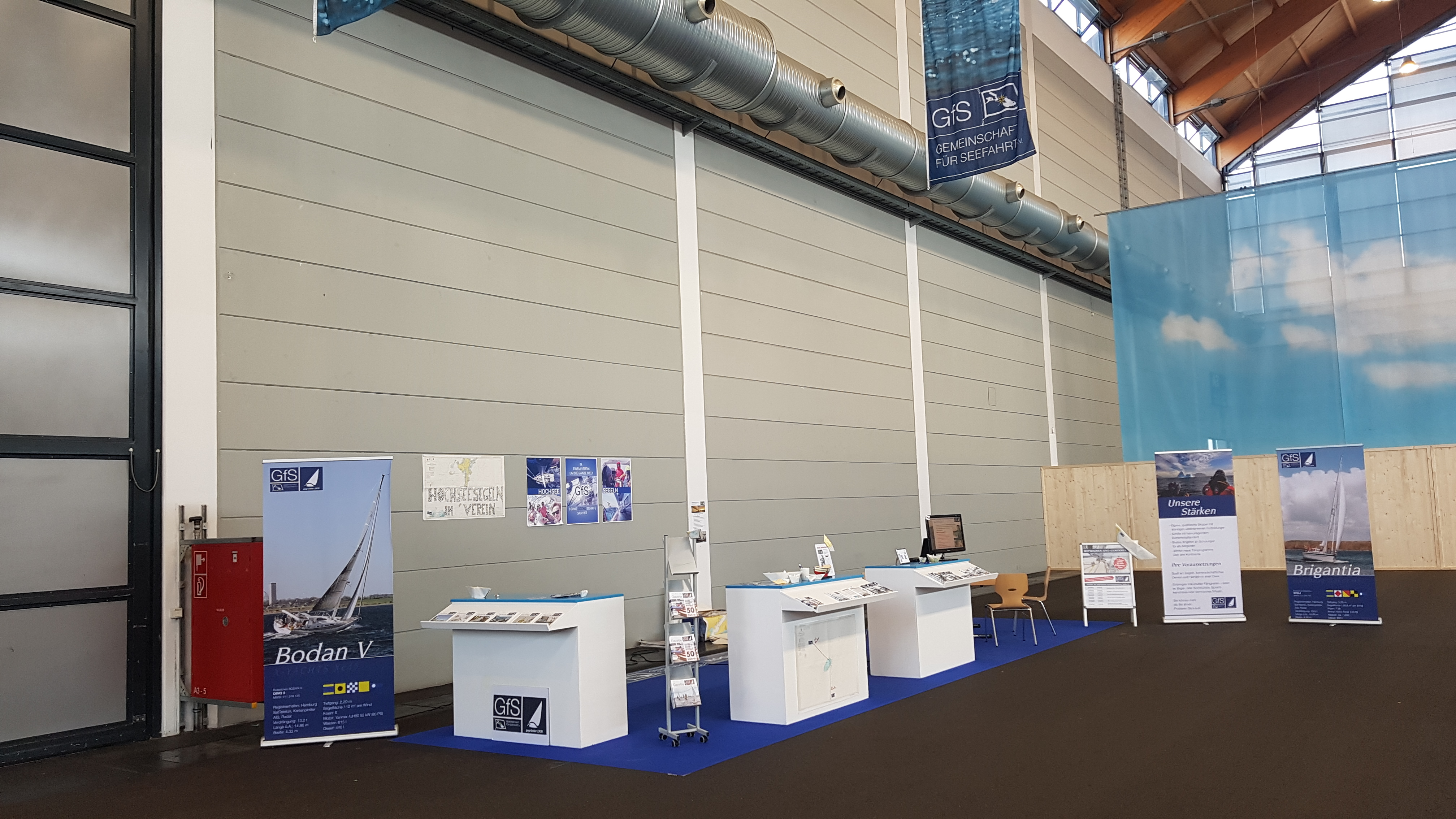 Interboot Stand 20200921